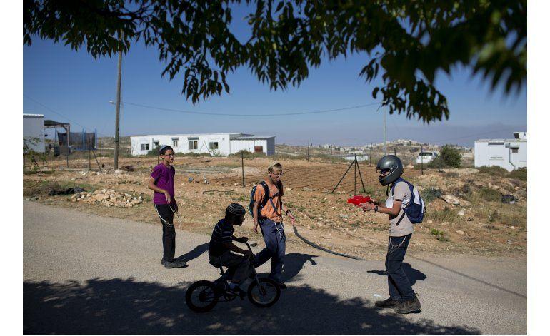 Evacuación de puesto en Cisjordania, una prueba para Israel