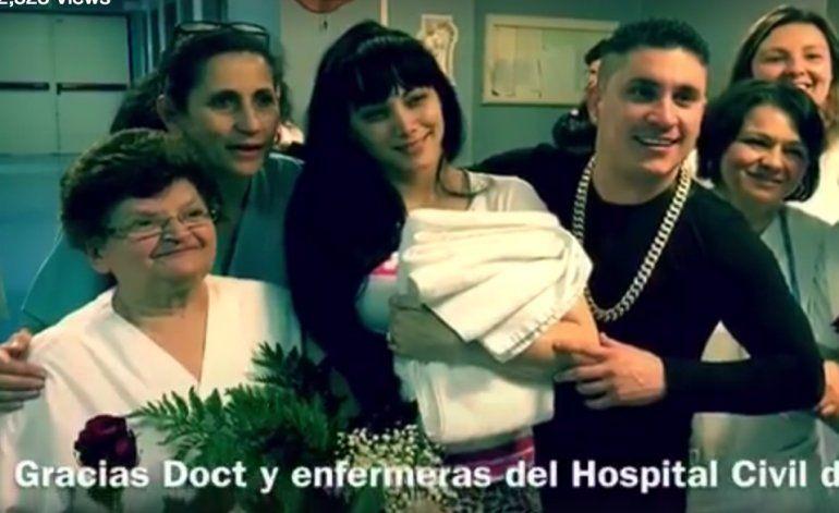 Finalmente dan el alta a Dayamí La Musa con emotivo vídeo