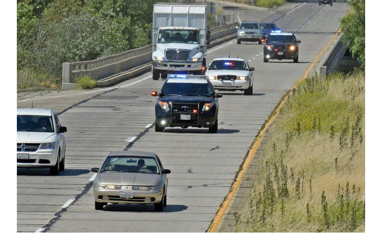 Policía de California espera hallar viva a chica secuestrada
