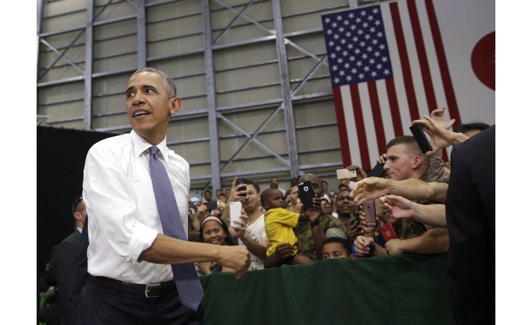 LO ULTIMO: Visita de Obama conmueve a titular de ONU