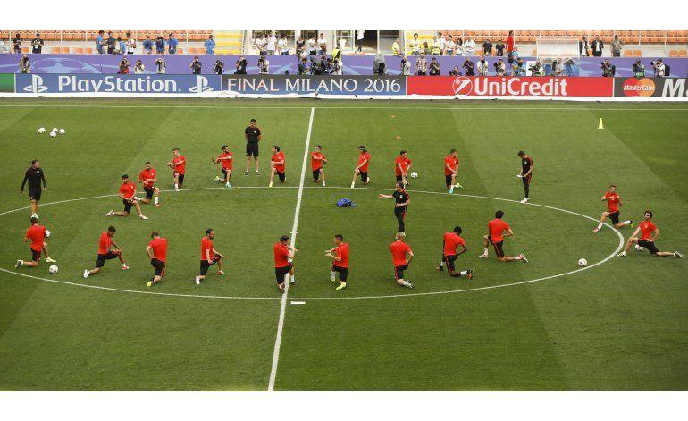 Claves de la final Real Madrid-Atlético, línea por línea