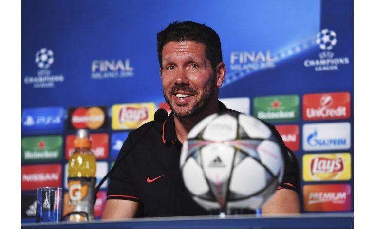 Atlético vuelve por la Champions contra decacampeón Madrid