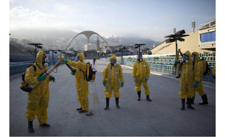 Piden posponer o reubicar Juegos Olímpicos de Río por zika