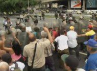 aumenta el numero de presos politicos  en venezuela tras las manifestaciones contra maduro de los ultimos dias