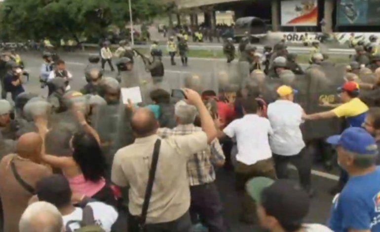 Aumenta el número de presos políticos  en Venezuela tras las manifestaciones contra Maduro de los últimos días