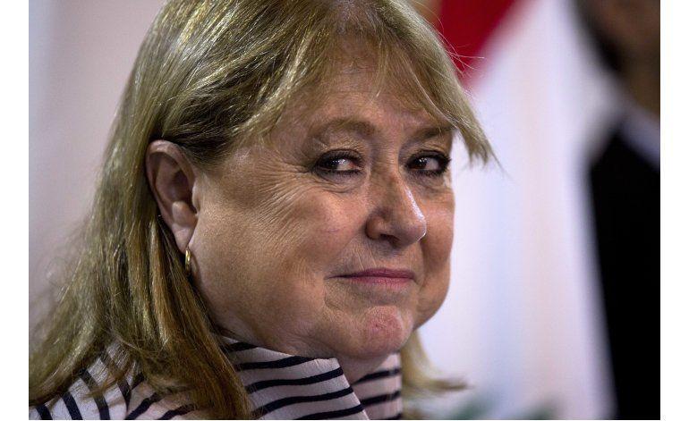 Ministra argentina: Malvinas no son traba para dirigir ONU