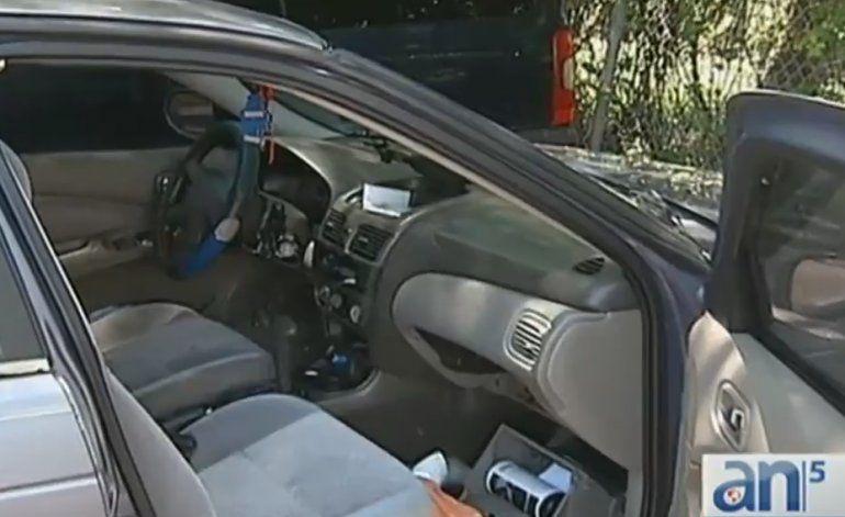 Vandalizan autos en edificio de bajos recursos en La Pequeña Habana