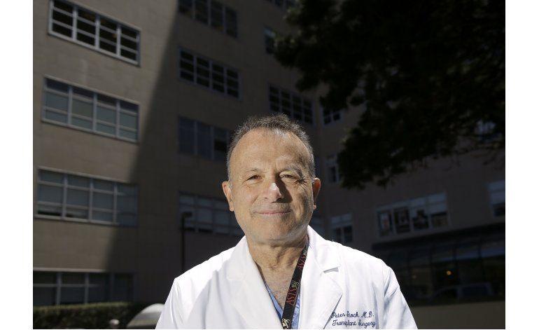 California aprueba trasplante de órganos con VIH