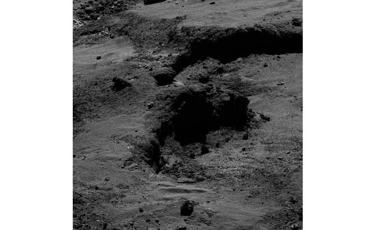 Explorador espacial confirma aminoácido en cometa