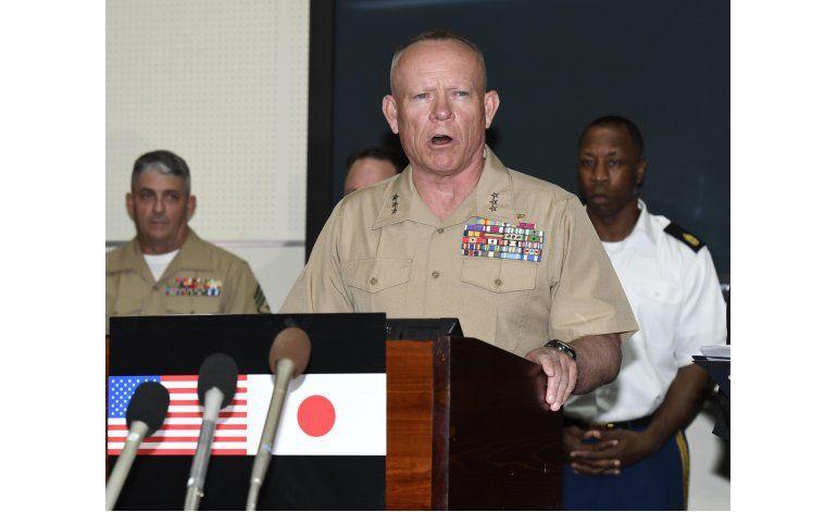 Restricciones en base militar EEUU tras asesinato en Okinawa