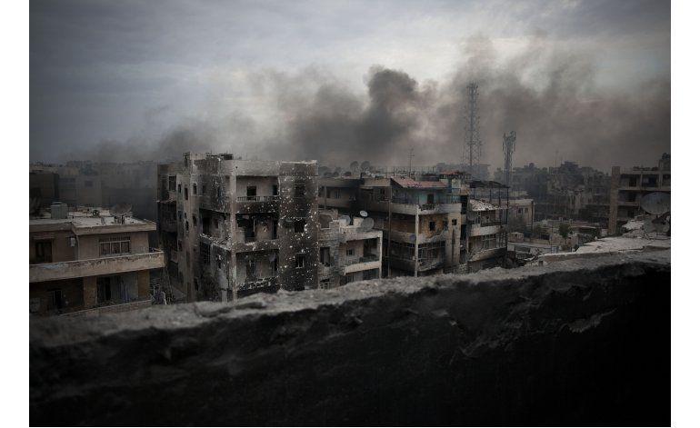 Estado Islámico ataca bastiones rebeldes en norte de Siria