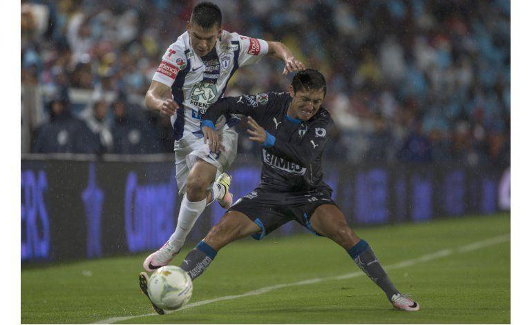 Pachuca sale a buscar el título ante Monterrey