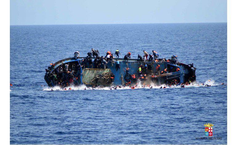 Barcos europeos salvan a 668 migrantes