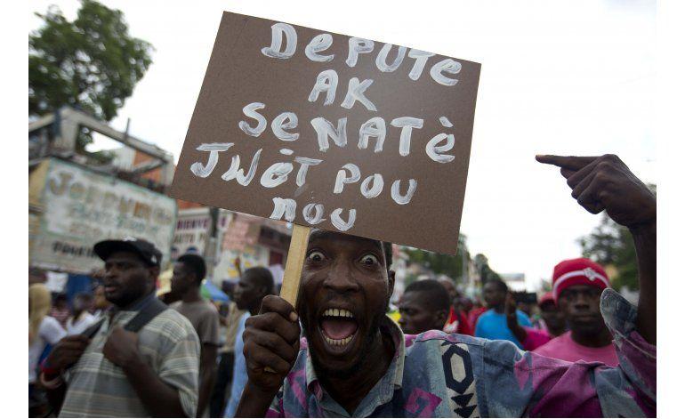 Haití se prepara para tensiones por informe sobre elecciones