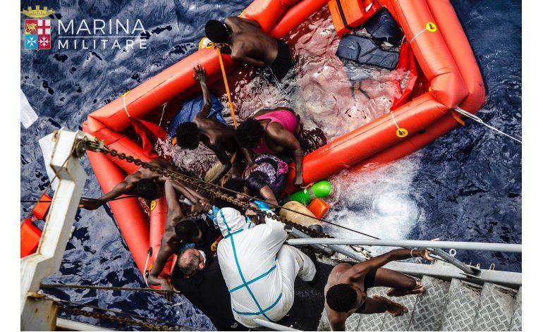 ONU: 700 migrantes podrían haberse ahogado en Mediterráneo