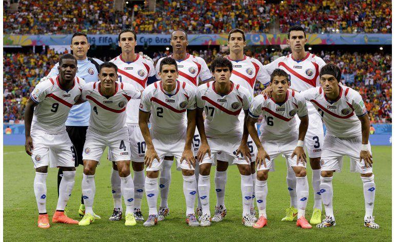 Costa Rica busca protagonismo en Copa Centenario