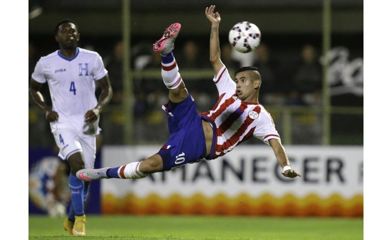 Paraguay apuesta a los goles de Lezcano y González