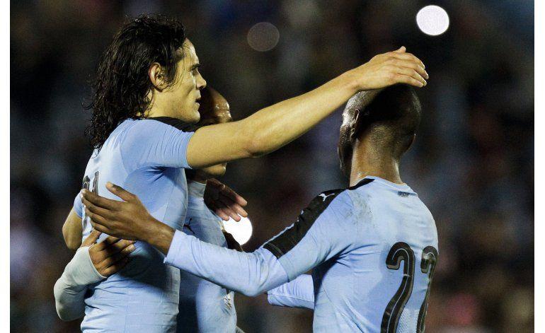 Uruguay, con Suárez entre algodones y sed de revancha