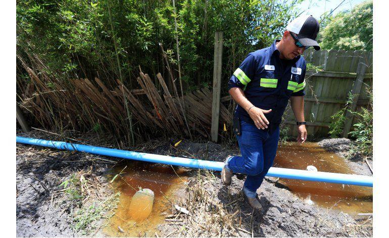 Ciudad de Texas pide a sus ciudadanos que hiervan el agua