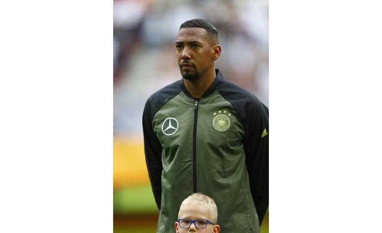 Nacionalista alemán criticado por comentario sobre Boateng
