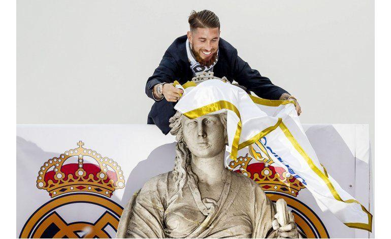 Real Madrid festeja la Undécima en las calles