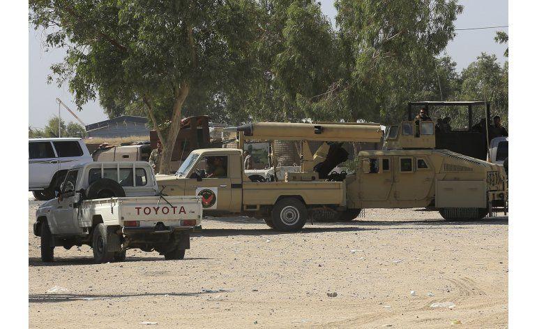 Bombas de grupo EI en y cerca de Bagdad matan a al menos 24