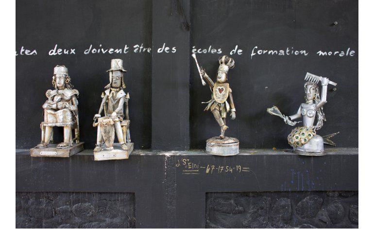 Haití recupera la cuna de su rico patrimonio visual