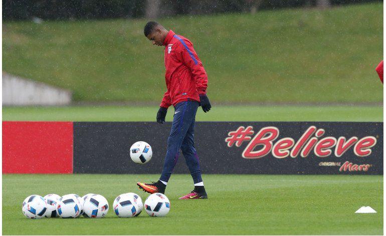 Manchester United firma a adolescente Rashford hasta 2020