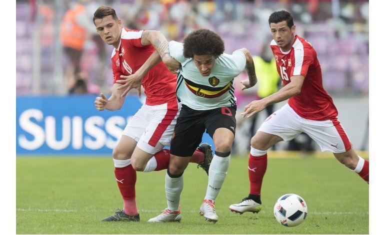 Suiza incluye a 3 adolescentes en plantel para la Eurocopa