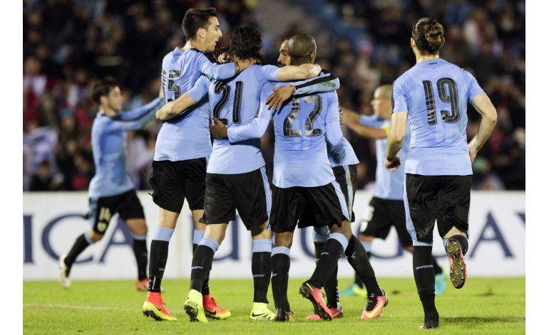 Uruguayo Cristian Rodríguez fuera de Copa América por lesión