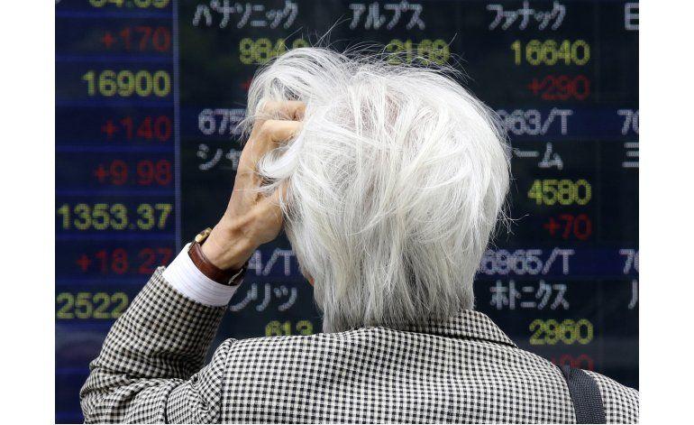 Mercados accionarios del mundo cierran con alzas
