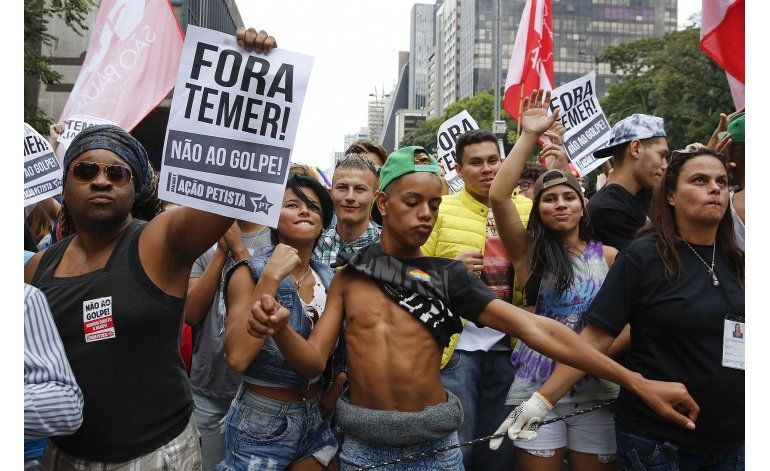 Renuncia ministro anticorrupción de Brasil por grabaciones
