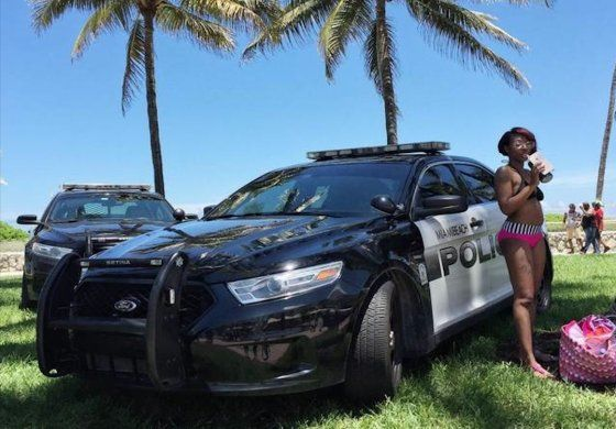 Balance de fin de semana de recordación en Miami Beach
