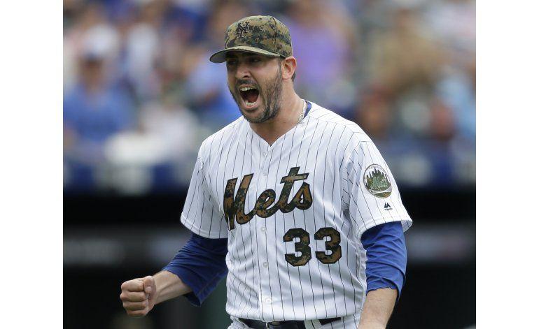 Harvey recupera su mejor versión, Mets vencen a M. Blancas