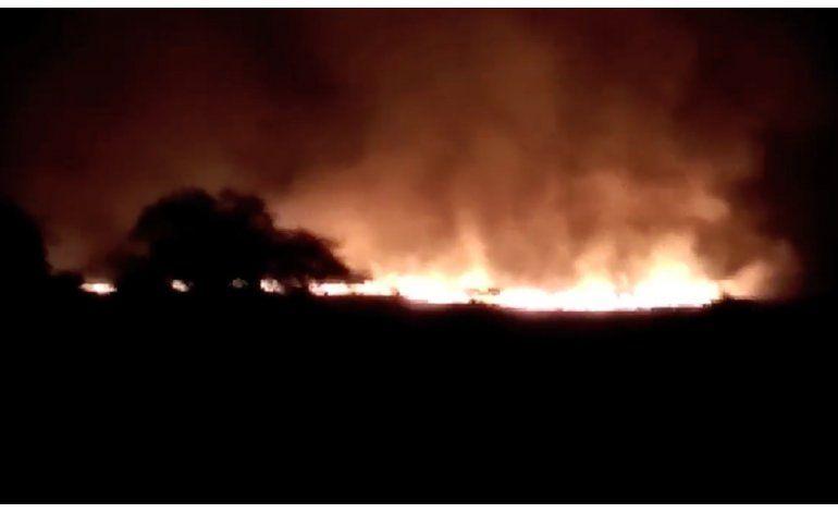India: 17 muertos por incendio en un depósito de municiones