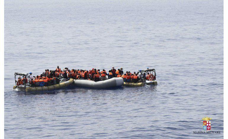 Agencias calculan hasta mil migrantes muertos en el mar