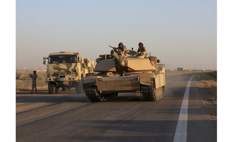 Tropas iraquíes en Fallujah repelen un ataque de islamistas