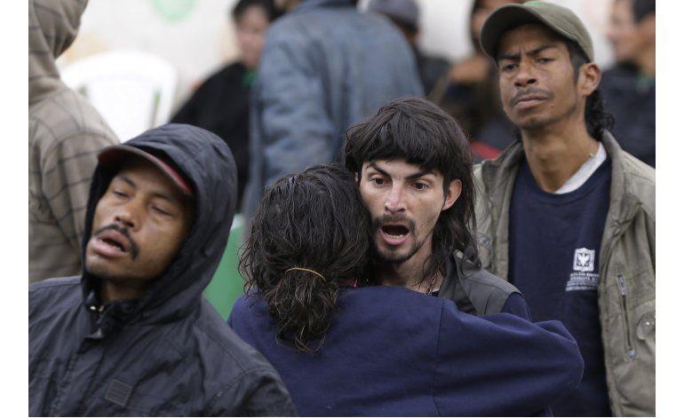 Bogotá: mafia dominaba barrio a 6 cuadras de Presidencia