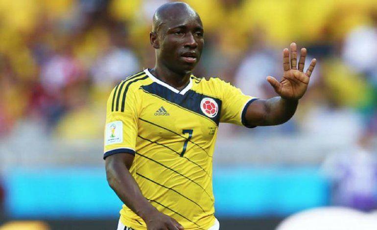 Arrestan a futbolista colombiano por violencia doméstica