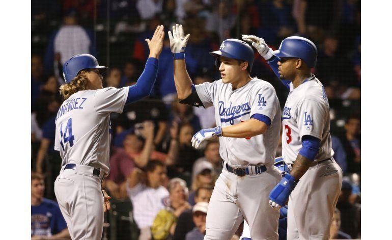 Los Dodgers superan a Arrieta, blanquean a los Cachorros 5-0