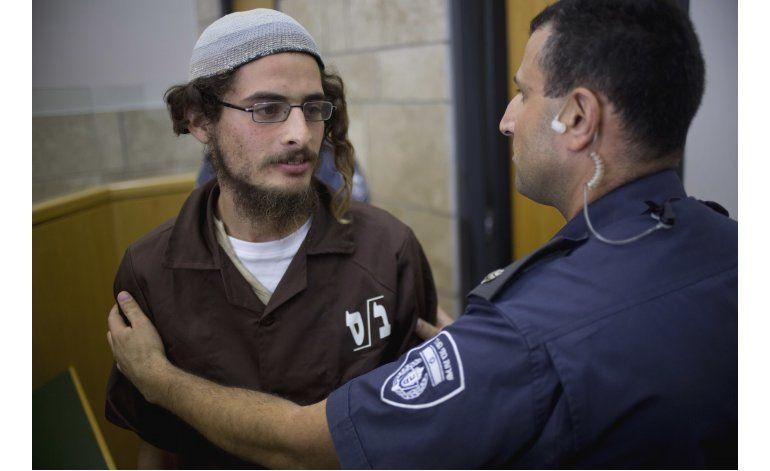 Israel libera tras 10 meses a un extremista judío