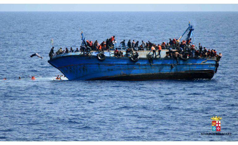 Misión europea antiinmigración incauta 103 barcos en 1er año