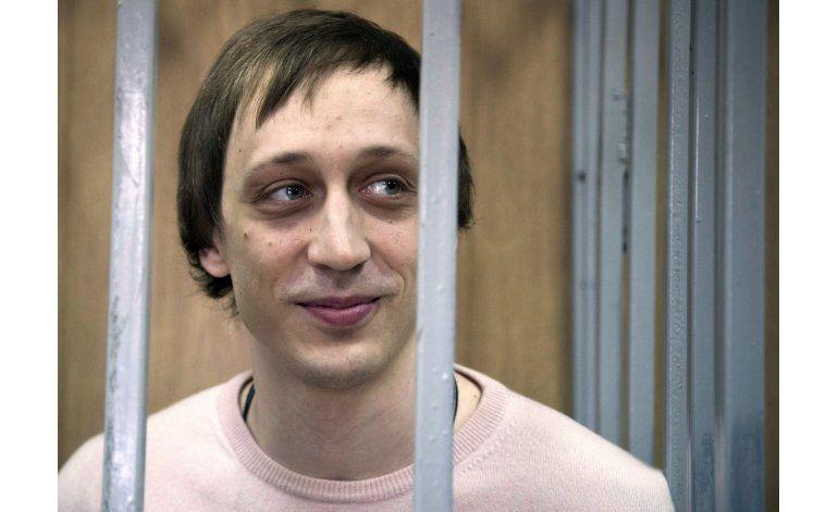 Liberan a bailarín que planeó ataque al director del Bolshoi