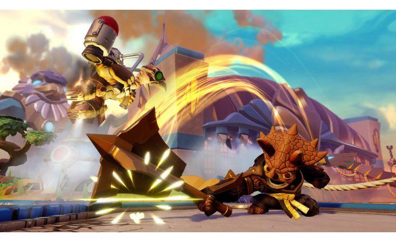 Usuarios de Skylanders podrán crear sus propios personajes