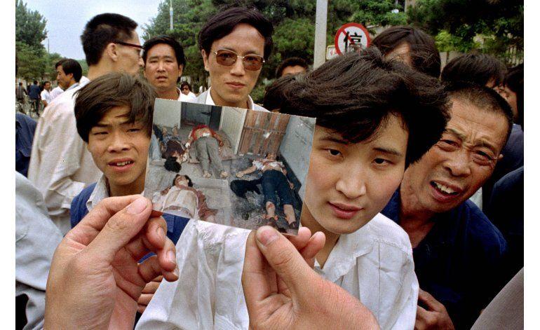 Tras 27 años, madres de muertos en Tiananmen prometen pelear
