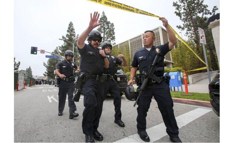 Brasil cambia sede de entrenamiento por tiroteo en UCLA