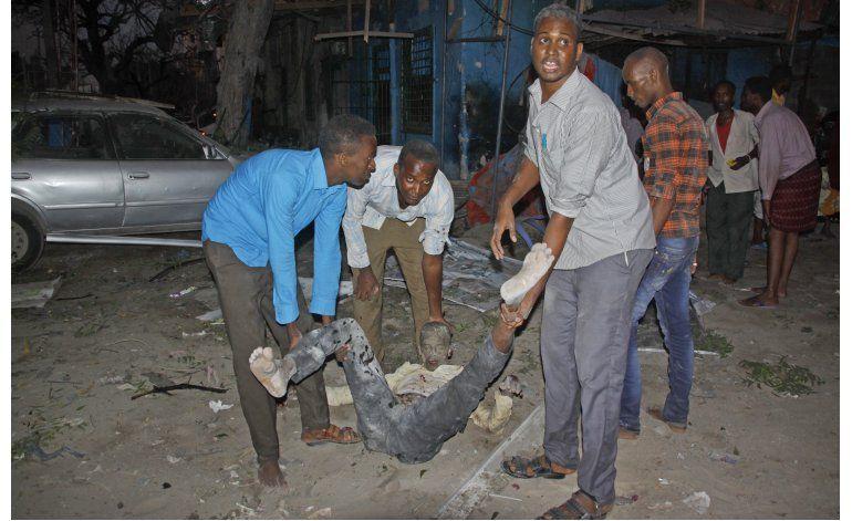 Al menos 6 muertos durante ataque a hotel en Somalia