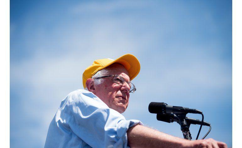 Maduro dice que Sanders es un amigo revolucionario