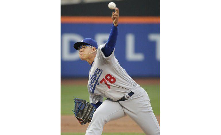 Dodgers: Urías enfrentará a los Cachorros en segunda salida