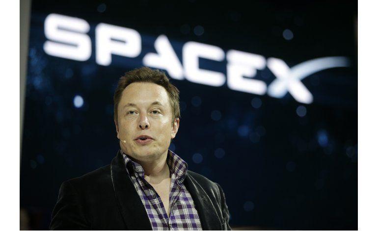 Musk pronostica que los humanos pisarán Marte en nueve años